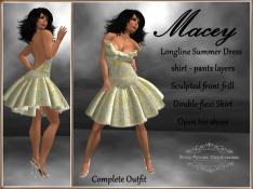 [RPC] Macey ~ Yellow
